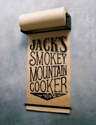Jack's Smokey Mountain Cooker