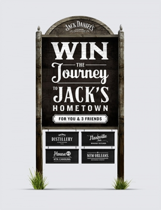 Jack Daniel's On-Pack Promo